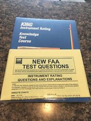 King Instrument Rating Knowledge Test Course Book