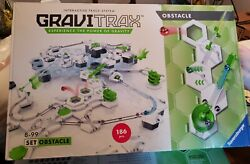 Ravensburger Gravitrax Obstacle Course Set Over 186 Pcs Brand New