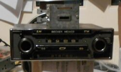 Refurbished Becker Mexico Cassette For Mercedes Guaranteed Wks And Lks Gr8