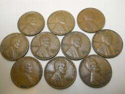 1 Roll Of Really Nice Xf To Au 1935-s Lincoln Head Pennies Combine Shipping.