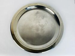 Vintage New Never Used 1801 Revere Ware Stainless Steel 14'' Inch Cookware Pan