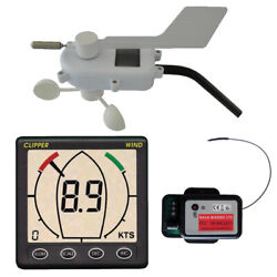 Clipper Wireless Wind System Complete W/ Display Cl-wws