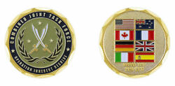 Operation Inherent Resolve Combined Task Force Middle East 2016-2017 Coin