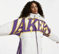 Nike X Ambush Collection Lakers Jacket Size Small Authentic Fast Shipping