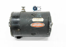 Overhauled Delco Remy 24 Volt Aircraft Starter P/n 1109909.
