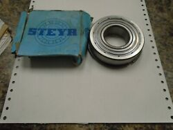 Nos Steyr 6308-zznr With Snap Ring 40x90x23 Made In Austria A111