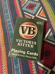 Rare Victorian Bitter Playing Cards