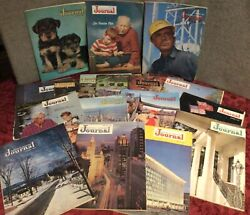 The Electrical Workers' Journal Magazine Lot 1962-1964 Ibew 18 Issues