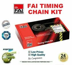 Fai Timing Chain Kit For Iveco Daily Platf/chassis 40c14 G/p 2007-2011