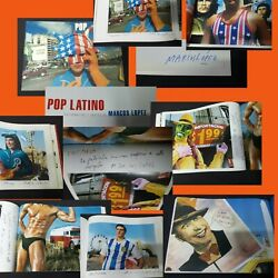 Pop Latino Marcos Lopez Argentinian Andy Warhol Rare Full Signed Photograph Book