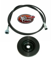 1971 1972 Oldsmobile Cutlass 442 Speedometer Cable And Grommet For Automatic Trans