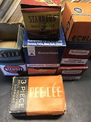 Vintage Accessories Switch 30andrsquos 40andrsquos 50andrsquos Display Box Lot