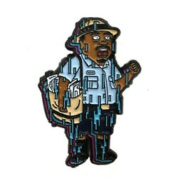 Rick And Morty My Man Mailman Usps Enamel Pin Festival Hat And Lapel Heady