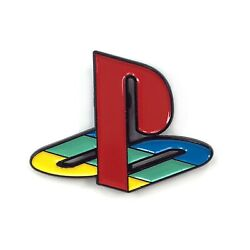 Playstation Ps2 Gamer Video Game Enamel Pin Festival Hat And Lapel Heady