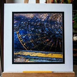 Photo Abstract Urban Landscape Paris France Limited Signed Edition French Artist
