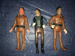 1975 Legends Of The West Action Figures