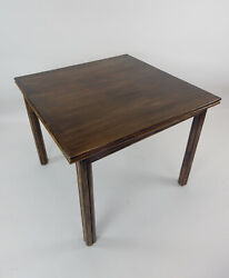 Rare Mcquire Furniture Mid Century Modern Bamboo And Rosewood Extension Table 36