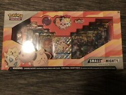 Pokemon Small But Mighty Premium Collection Brand New
