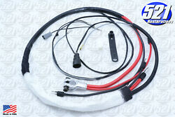 Positive Battery Cable Concours 426 Hemi 4sp Fit 70-1 Cuda Challenger 71 Charger