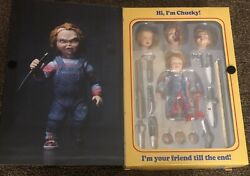 Alex Vincent Chucky Childs Play Movie Inscribed Signed Andy Action Figure