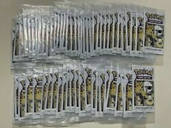 Pokemon 25th General Mills Cereal 3 Card Promo Pack 50 Packs Total