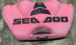 1998 Sea-doo Speedster Jet Boat With Twin Rotax Engine Bay Lid Panel