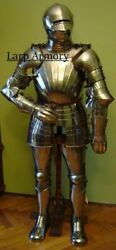 Medieval Wearable Knight Full Suit Of Armour Costume Halloween Costume