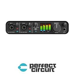 Motu M4 4-in / 4-out Usb Audio Interface Pro Audio - New - Perfect Circuit