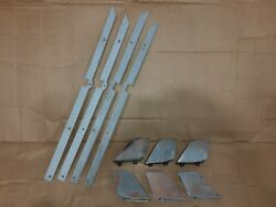 1952 Studebaker Commander And Champion Front Grille Pieces