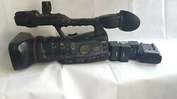Canon Xf-300 High Definition Professional Camcorder Mpeg 2 50 Mbps 422