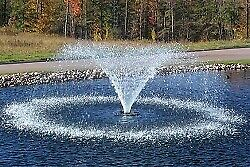 Kasco 3400 Vfx 3/4 Hp Display Aerator Fountain - 100and039 Cord