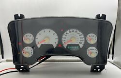 2007 Dodge Ram 15002500 Used Dashboard Instrument Cluster For Sale Mph
