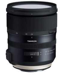 [near Mint] Tamron Sp 24 Mm - 70mm F/2.8 Di Vc Usd G2 For Canon From Japann259