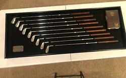 Super Rare Arnold Palmer Limited Edition Irons -new - 376/1000