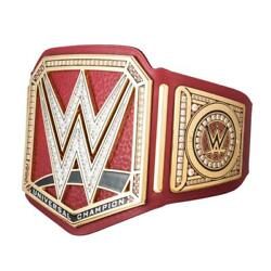 Official Wwe Authentic Elite Series Universal Championship Replica Title Belt
