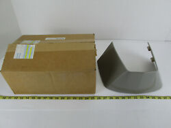 New Nos Genuine Oem Omc Marine Exhaust Cover And Seal Assembly 389274 390131