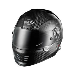 Sparco Italy Wtx-9w Air Full Face Helmet With Fia Homologation S