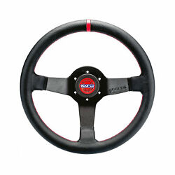 Sparco Italy Champion 330 Leather Steering Wheel Eu