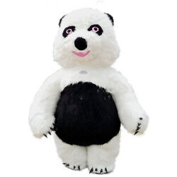 Panda Mascot Costume Suits Cosplay Party Outfits Promotion Carnival Inflatable