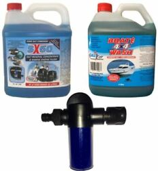 Sx50 And Boat And 4x4 Wash 4l Big Boaties Package