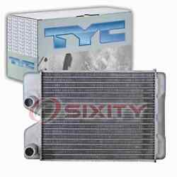 Tyc Hvac Heater Core For 1960-1965 Ford Falcon Heating Air Conditioning Vent An