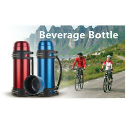 Bpa-free 68oz Stainless Steel Thermos For Cold And Hot Beverages Keeps Liquid Hot