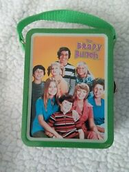 """Collectable Brady Bunch Mini Lunch Box 5.5"""" Long 1999"""