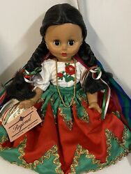 Gorgeous Doll From Mexico From 1986