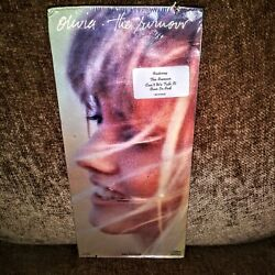 Olivia Newton-john - The Rumour Cd 1988 Long Box Cut Out Shrink Wrapped New