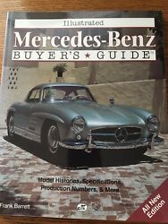Illustrated Mercedes-benz Buyers Guide By Frank Barrett 1994