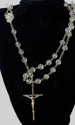 Sterling Chapel Catholic Church Religious Rosary Christianity Rosaries Crucifix