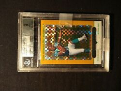 2005 Topps Chrome Gold Extractors 170 289/399 Ronnie Brown Rookie Card