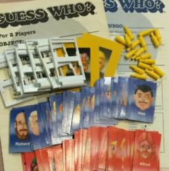 Board Game Parts Guess Who Pressman 1987 Replacement Pieces