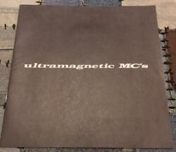 Rare 45 Ultramagnetic Mcand039s Bait Record List No.520